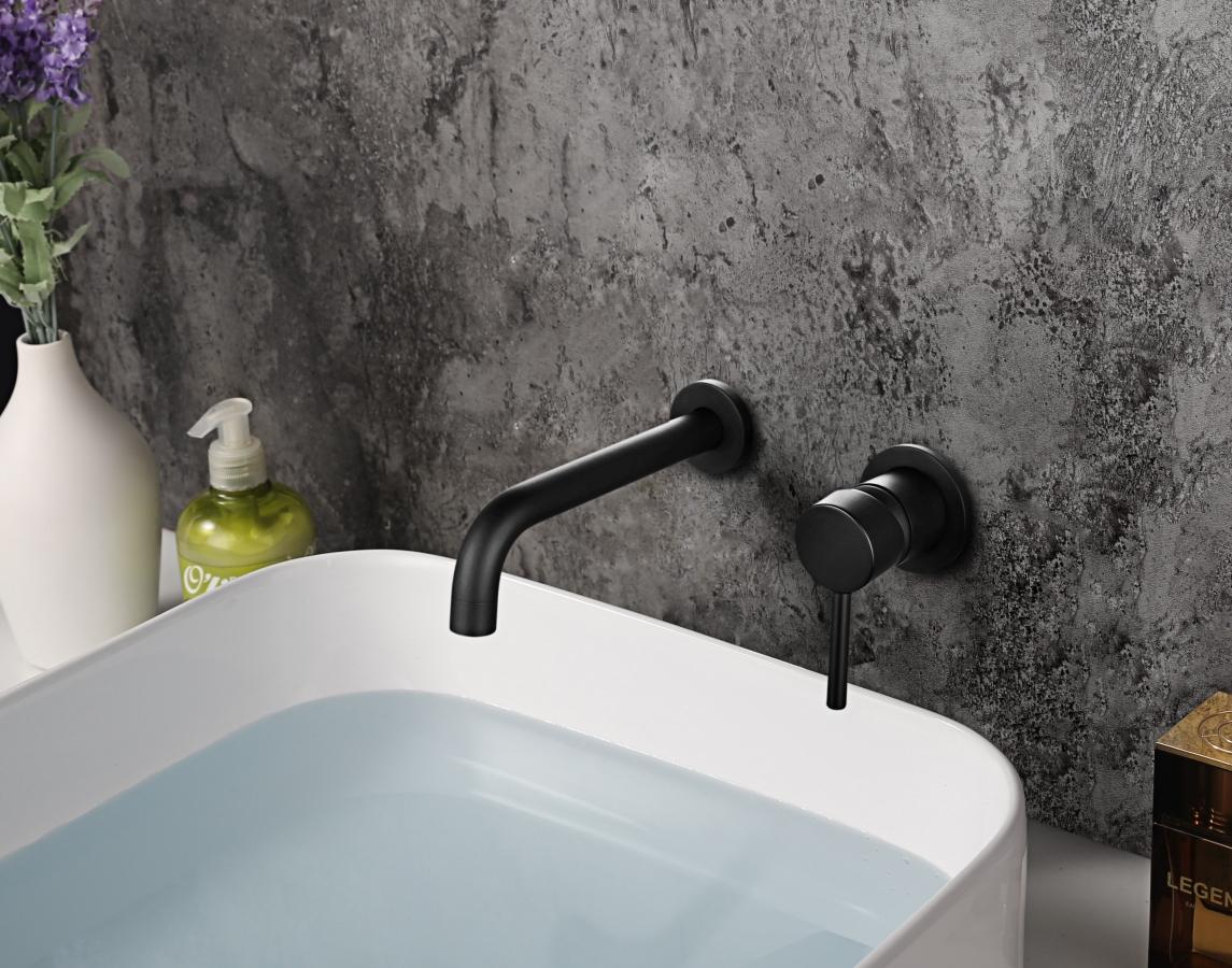 ברז מהקיר לאמבטיה