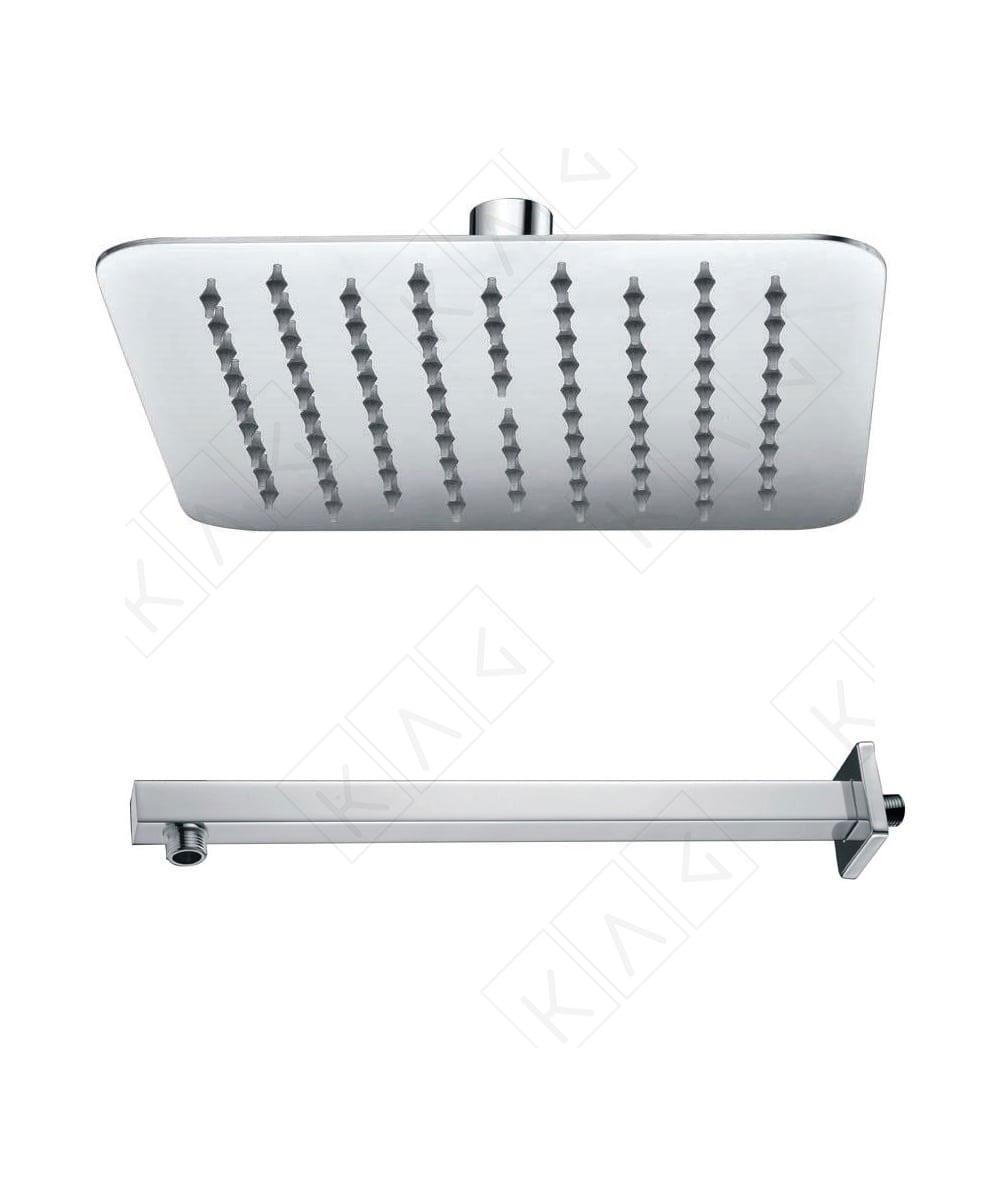 ראש מקלחת וסט זרוע